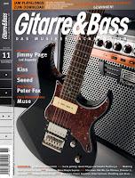 Gitarre & Bass - 11/2012