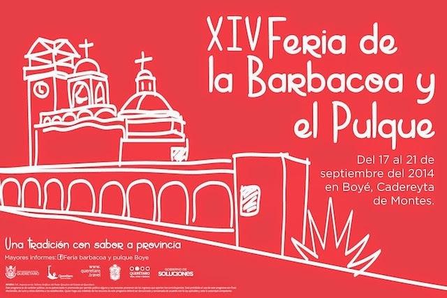 Feria Boye programa 2014