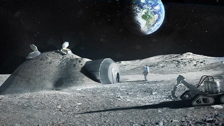 Misión conjunta al lado oscuro de la Luna