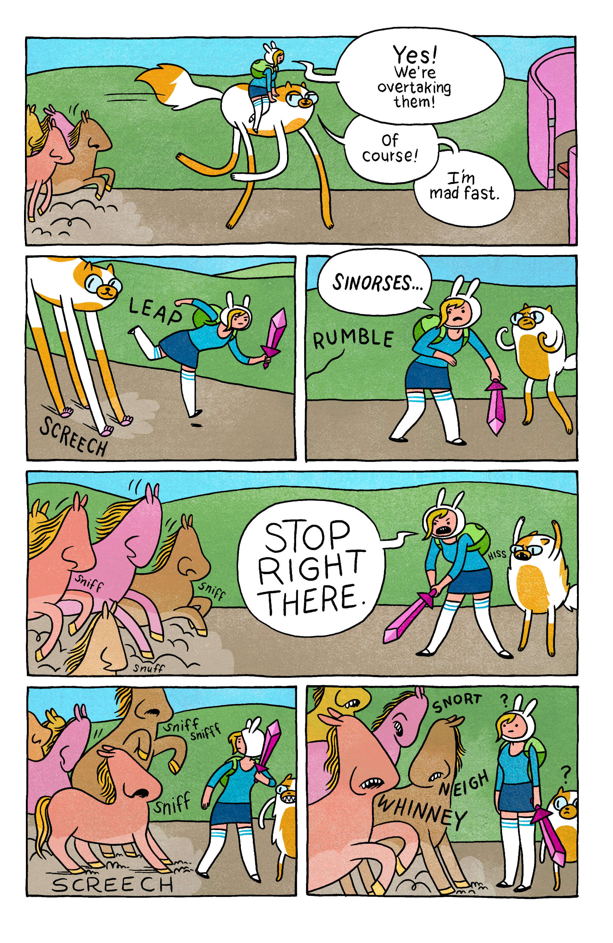 Read online Adventure Time with Fionna & Cake comic -  Issue #5 - 25