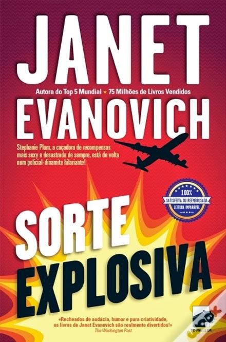 Janet Evanovich...