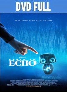 Earth to Echo DVD Full Español Latino 2014
