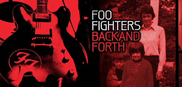 Foo Fighters: Back and Forth - Wikipedia