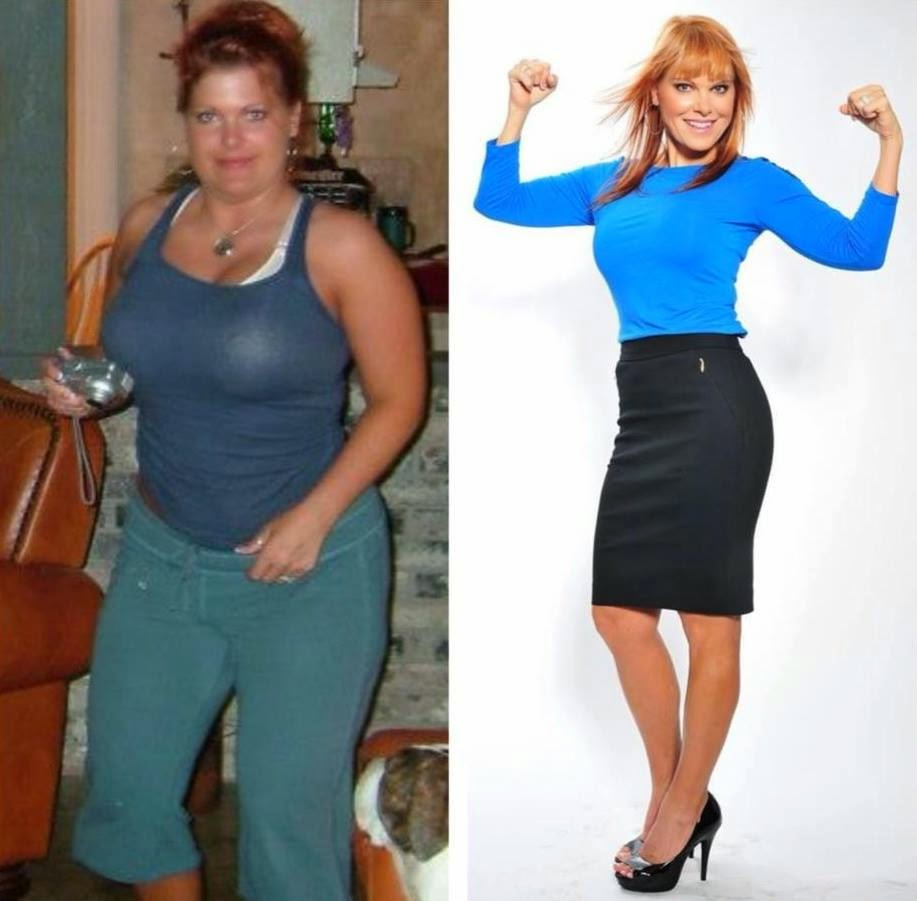 Cindy Lane Ross- Before & After
