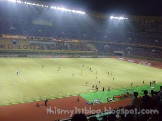kualifikasi AFC-Indonesia vs Australia