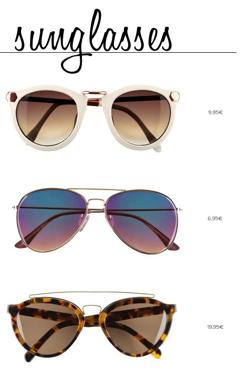 óculos de sol da h&m blog fashion icons, sunglasses