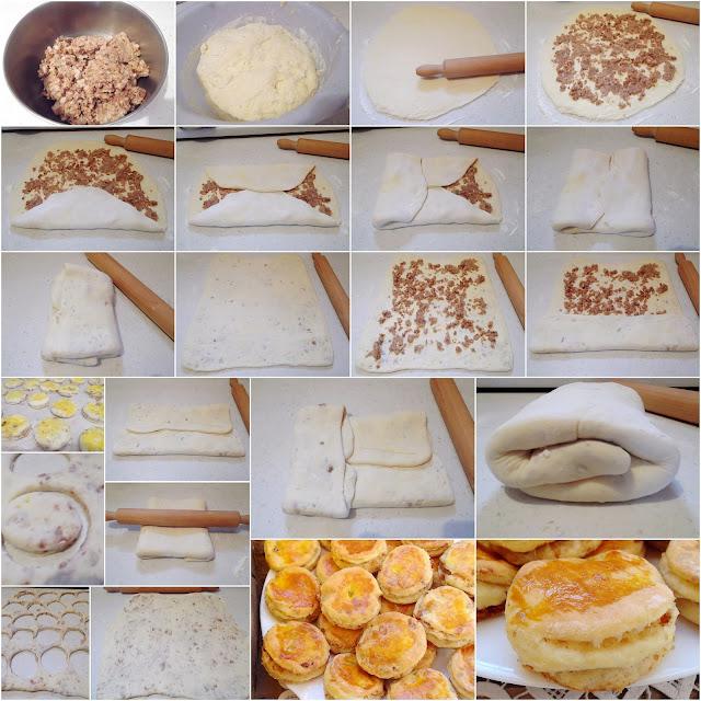 Astal Kuhinja Ravnice: Pogačice sa čvarcima-starinski recept