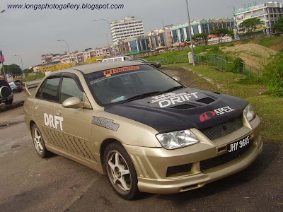 Proton Waja Evolution 7 bodykit
