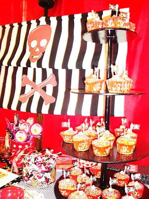 Cumplea  Os Tematico De Piratas  Pirates Themed Birthday Party