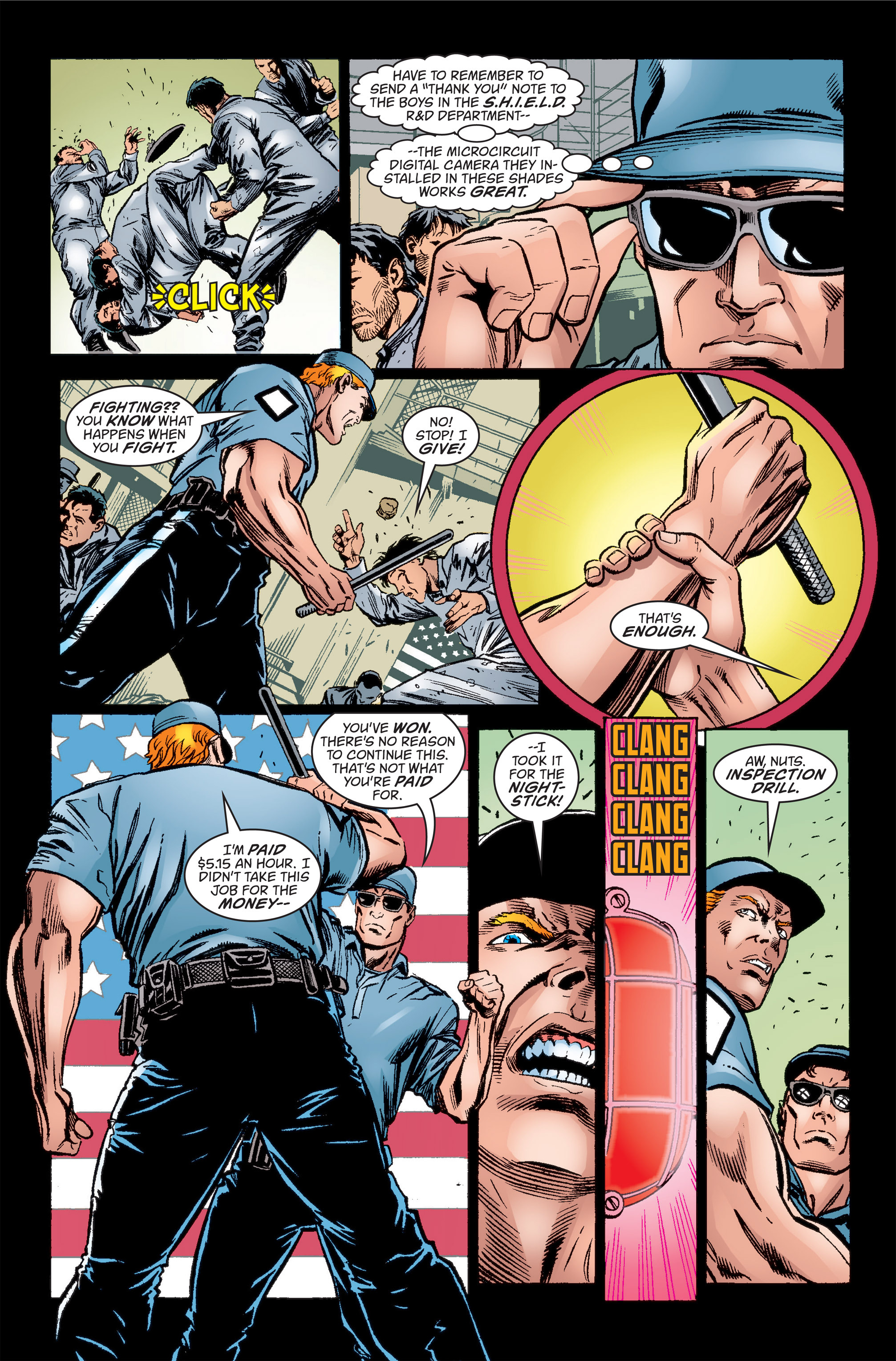 Captain America (1998) Issue #23 #29 - English 9