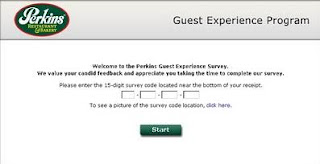 perkins guest experience program