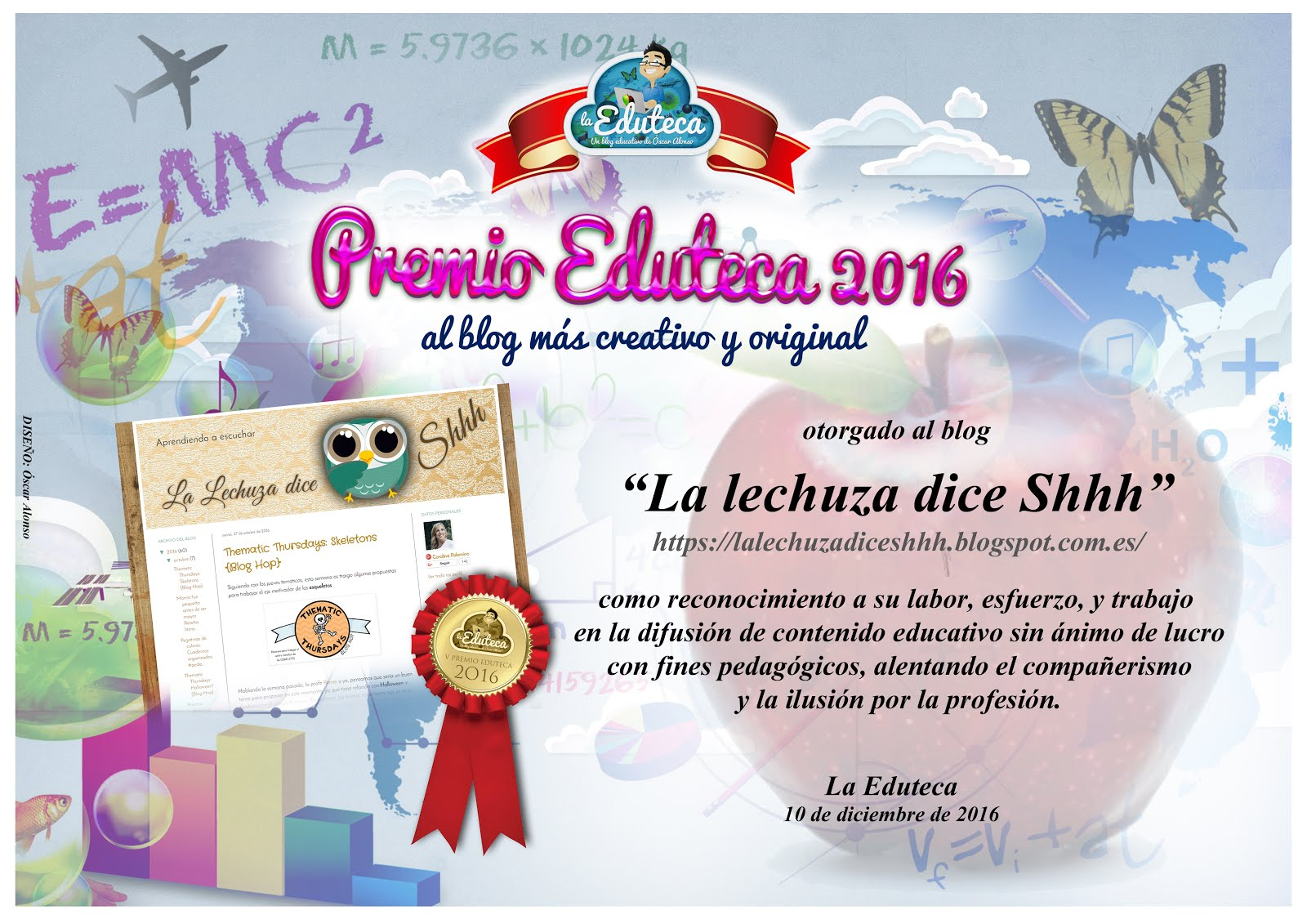 PREMIOS EDUCATECA 2016