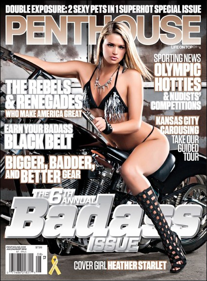 Penthouse Magazine PDF Ebook July/August 2012