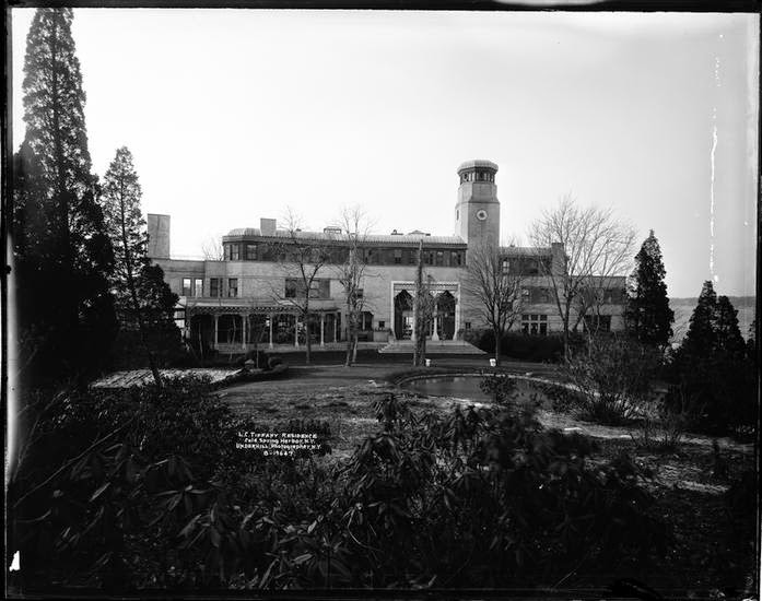 Old Long Island Laurelton Hall