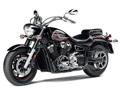 2013 Yamaha V-Star 1300 Motorcycle Photos, 480x360 pixels