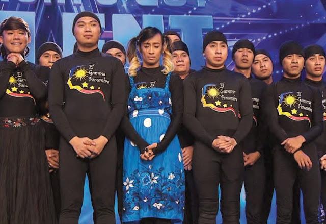 Asia's Got Talent El Gamma Penumbra