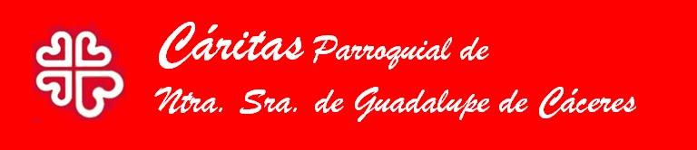 Cáritas de la Parroquia de Guadalupe de Cáceres