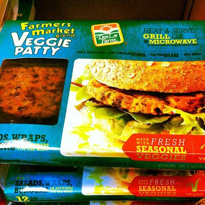 Veggie Burgers Costco