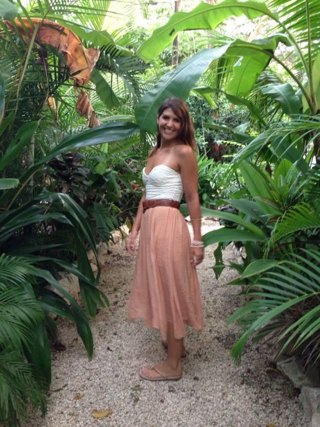Rebecca Kovacs, cute summer style