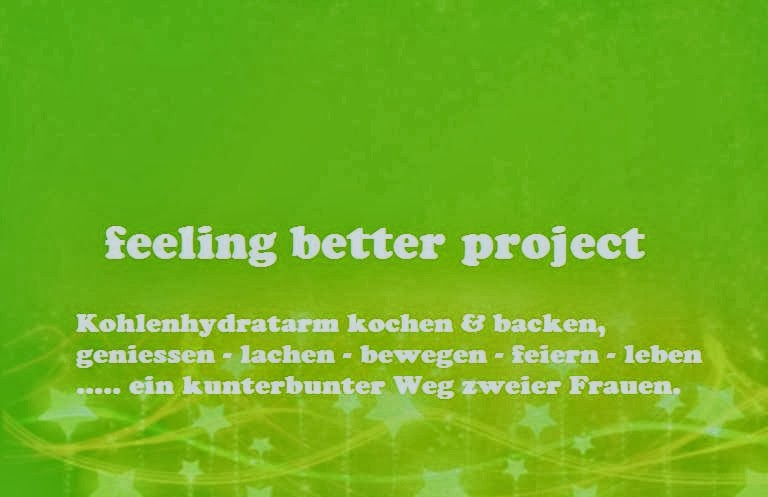 feeling better project