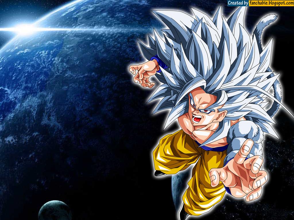 Best Wallpaper Son Goku Super Saiyan 5 New Wallpaper Hd