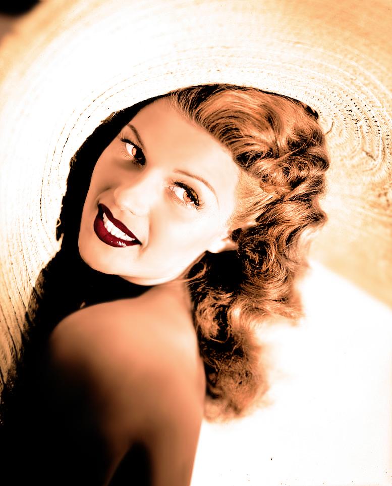 Rita Hayworth Eye Color   www.pixshark.com - Images ...