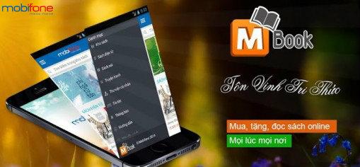 Miễn phí 7 ngày đọc sách trên mBook Mobifone