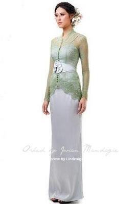 design baju raya orked by jovian mandagie