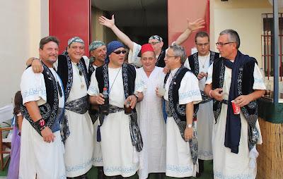 Escuadra de Moros Abenzoares de Caudete. Año 2013