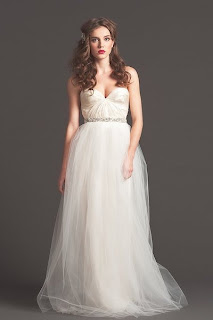 Sarah Seven Fall 2013 Bridal Wedding Dresses