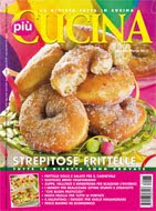 PIU&#39; CUCINA LI TROVI IN EDICOLA!!!!