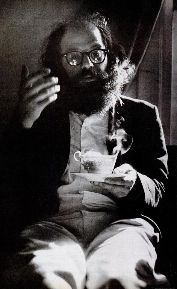 allen ginsberg essays Allen ginsberg specifically for you for only $1390/page for decades, louis ginsberg had been far more famous than allen the elder ginsberg taught poetry at rutgers and played a leading role in.
