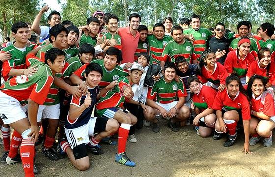 Tartagal fue una fiesta del rugby