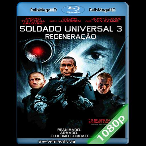 SOLDADO UNIVERSAL 3: REGENERACIÓN (2009) 1080P HD MKV ESPAÑOL LATINO