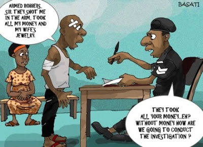 corruption in nigeria 2012