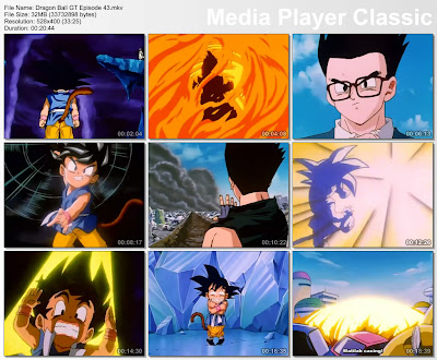 Download Film / Anime Dragon Ball GT Episode 43 Bahasa Indonesia