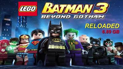 Free Download Game LEGO® Batman™3: Beyond Gotham Pc Full Version – Reloaded Version 2015 – Proper – Multi Links – Direct Link – Torrent Link – 6.89 GB – Working 100%