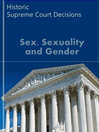 This casebook contains a selection of the Supreme Court's landmark rulings ...
