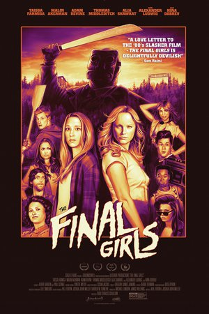 Poster The Final Girls 2015