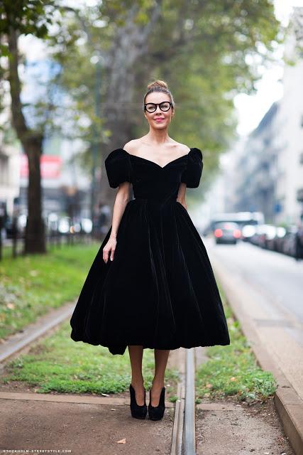 Hermosos outfits de moda   Coelccion Ulyana Sergeenko