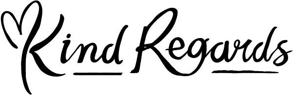 Kind Regards Design