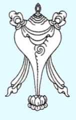 """Los Ocho Signos Auspiciosos Tibetanos """"El Cuerpo del Buda"""" 8Ashtamangala.jpg5"""