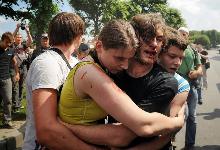 Russia's hateful legislation