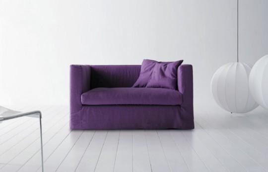 Idee casa divani due posti for Piccoli divani letto