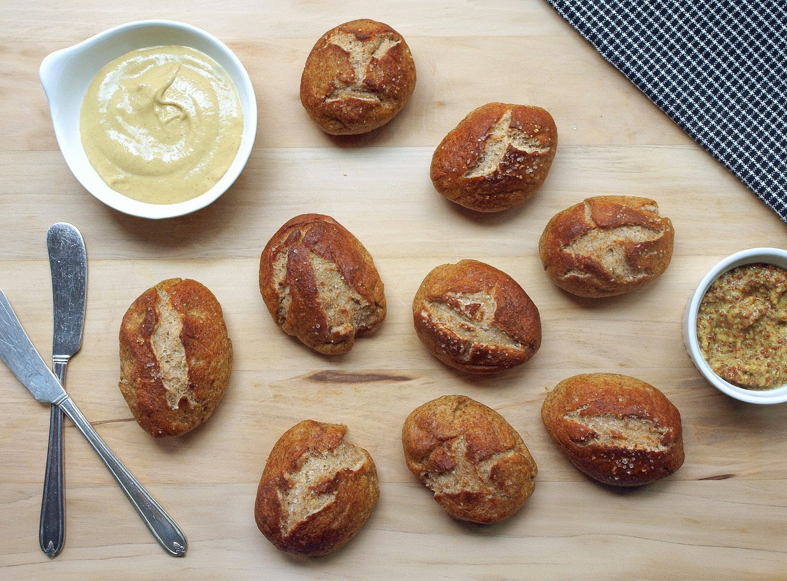 Mini Soft Pretzel Bites Recipes — Dishmaps