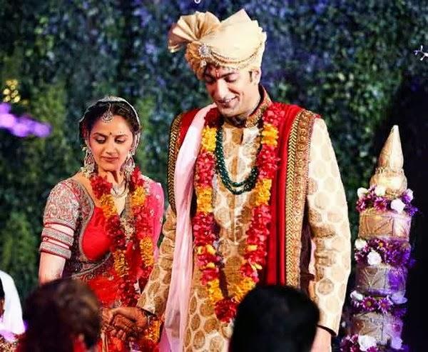 Saat phere Ahana and Vaibhav