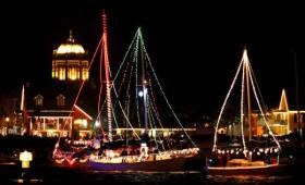 Changing of the Guard and Regatta of Lights this weekend | StAugustine.com 1 1+regatta 3 St. Francis Inn St. Augustine Bed and Breakfast