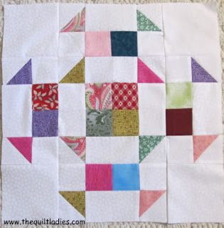 Applique Into Patchwork Quilt Pattern Book