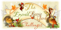 Emerald Faries Challenge Blog