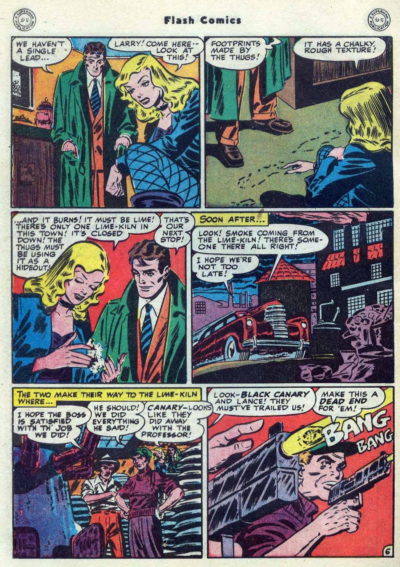 Flash Comics Issue #104 #104 - English 46